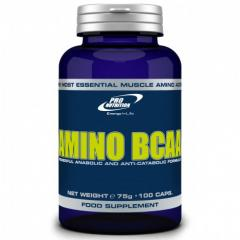 Аминокислоты AMINO BCAA 100 капсул