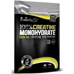 Креатины 100% MONOHYDRATE BAG 500 грамм