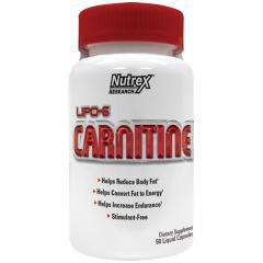 Карнитин LIPO-6 CARNITINE 120 капсул