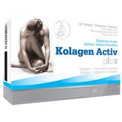 Препарат для защиты суставов KOLAGEN ACTIV PLUS 80 таблеток