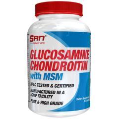 Препарат для защиты суставов GLUCOSAMINE & CHONDROITIN & MSM 90 таблеток