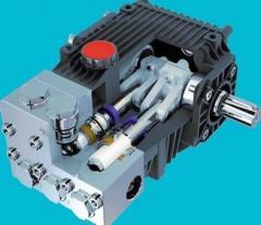Pumps of a high pressure BERTOLINI