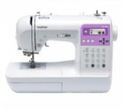 Машины бытовые швейные    Компьютеризированная швейная машина BROTHER ML-900