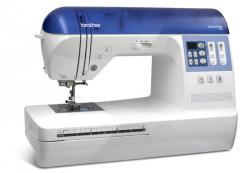 Машины бытовые швейные    Компьютеризированная швейная машина BROTHER NV-250