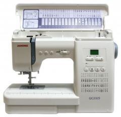 Машины бытовые швейные    Компьютеризированная швейная машина JANOME QS-2325