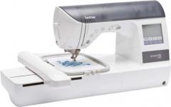 Швейно-вышивальные машины   Швейно-вышивальная