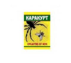 Bait for extermination of flies of KARAKURT