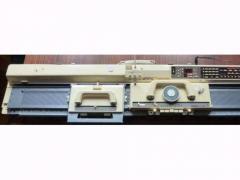Двухфонтурные электронные вязальные машины