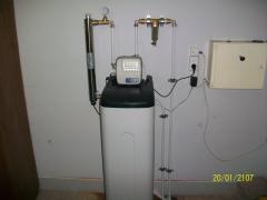 Systems of water treatment, filters