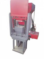 Hyper press for production of a brick of LEGO,