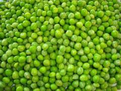 Быстрозамороженный зеленый горошек