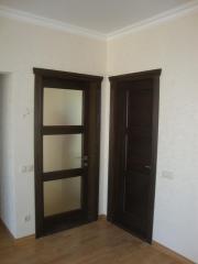 Les portes en bois