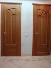 Interroom doors to order for a shower