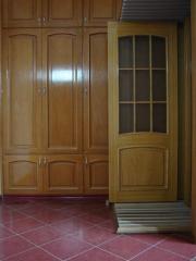 Межкомнатные двери из массива дерева на заказ в