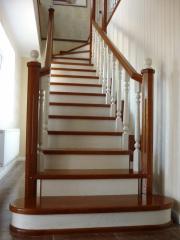 Эксклюзивные проекты деревянных лестниц на заказ