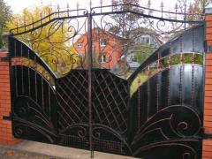 Забор,перила,ворота,решотки