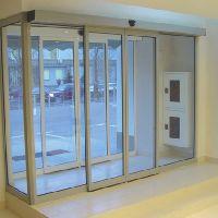 Doors on photo cells