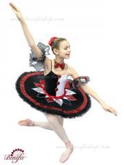 Ballet costumes Nutcracker Colombina - F 0079