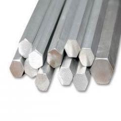 Шестигранники металлические