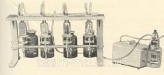 Аппарат для фильтрации раствора (прямого...
