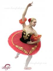 Ballet costumes Don Quijote Kitri – 3 act. pas de