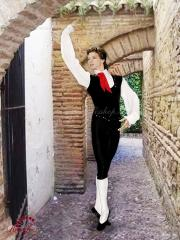 Ballet costumes Don Quijote Basile – 1st act  P