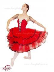 Ballet costumes Don Quijote Kitri scene - P 0305