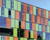 Burglar retardant double-glazed windows of