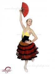 Ballet costumes Don Quijote Kitri  – scene P 0307