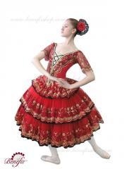 Ballet costumes Don Quijote Kitri  P 0312