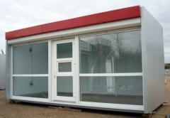 Booths trade Moldova
