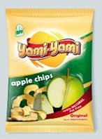 Chips apple
