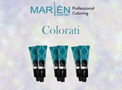 Профессиональная, стойкая крем-краска для волос