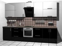 Кухонная мебель в Молдове, мебель на заказ в