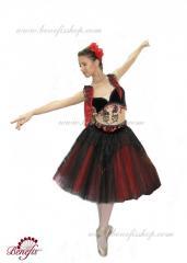 Ballet costumes Esmeralda P 1103