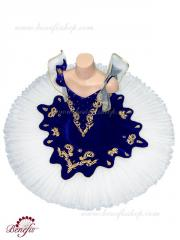 Ballet costumes Paquita with an elastic bodice on