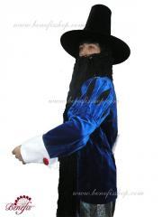 Ballet costumes Pinocchio Beard Blue P 1603