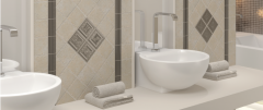 Керамическая плитка для ванной в салоне KERAMA