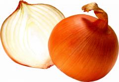 Onions from Moldova