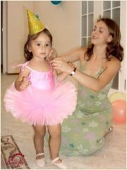 Ballet costumes Tutu Little «Colombina» T 0007B
