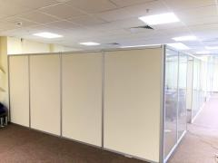 Partitions mobile deafs