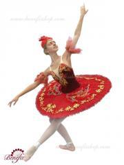 Ballet costumes Firebird F 0060