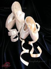 Pointe Shoe Ribbon (for adults) - S 0035