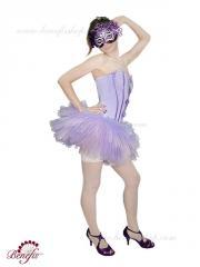 Burlesque costume F 0143