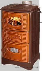 Wood furnaces at the favorable prices in Magia