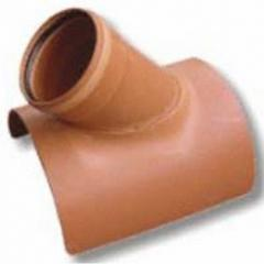 Канализационные фитинги PVC saddle