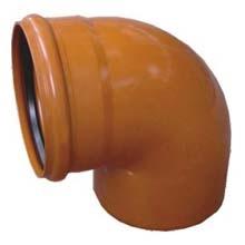 Канализационные фитинги PVC elbow