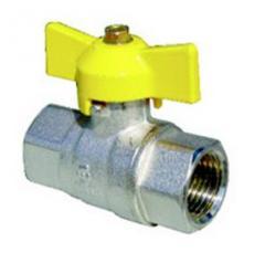 Краны для газа Full bore ball valve female-female