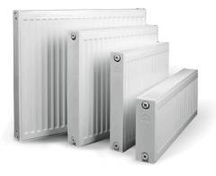 The radiator is panel