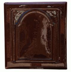 Tile Byzantium brown Macon